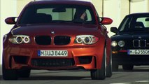 BMW 1M Coupe and BMW M3 Sport Evo Drive