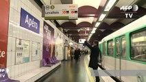 Stations du métro parisien rebaptisées avec des jeux de mots