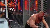 WWE Hell in a Cell 2015 Undertaker vs Brock Lesnar Hell in a Cell Match 720