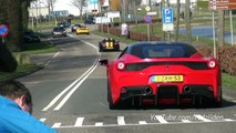 Supercars Accelerating! Aventador, C63 IPE, M5, GT-R, GT3RS and More!
