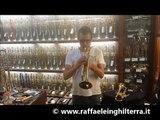 Fabrizio Bosso prova Tromba Bach Mount Vernon - Raffaele Inghilterra strumenti musicali