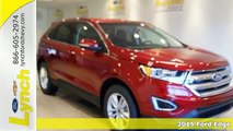 New 2015 Ford Edge Mount Vernon IA Cedar Rapids, IA #E6160