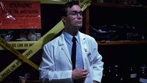 Bride of Re-Animator - Exclusive Clip: West Lurks Around Evidence Locker