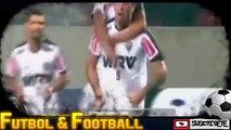 Goles Atletico Mineiro vs Colo Colo 2-0| GOLES Y RESUMEN Copa libertadores 22-04-2015