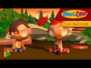 Angus & Cheryl - 15 - Camp Fire