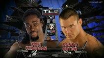 Kofi Kingston vs Randy Orton, WWE TLC 2009