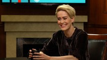 """Sarah Paulson: """"I am concerned about Mr. Trump"""""""