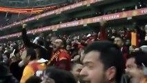 MÜTHİŞ SEVİNÇ! Galatasaray 2-1 Fenerbahçe Gol-Selçuk İnan