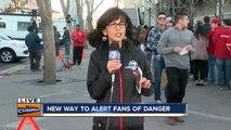 Police to tweet safety alerts for Super Bowl 50
