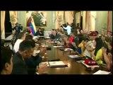 Once Noticias - Rechaza Nicolás Maduro que Venezuela sea una amenaza para EU