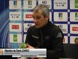 (J32) Le Havre 2-0 Laval, réaction de D. Zanko