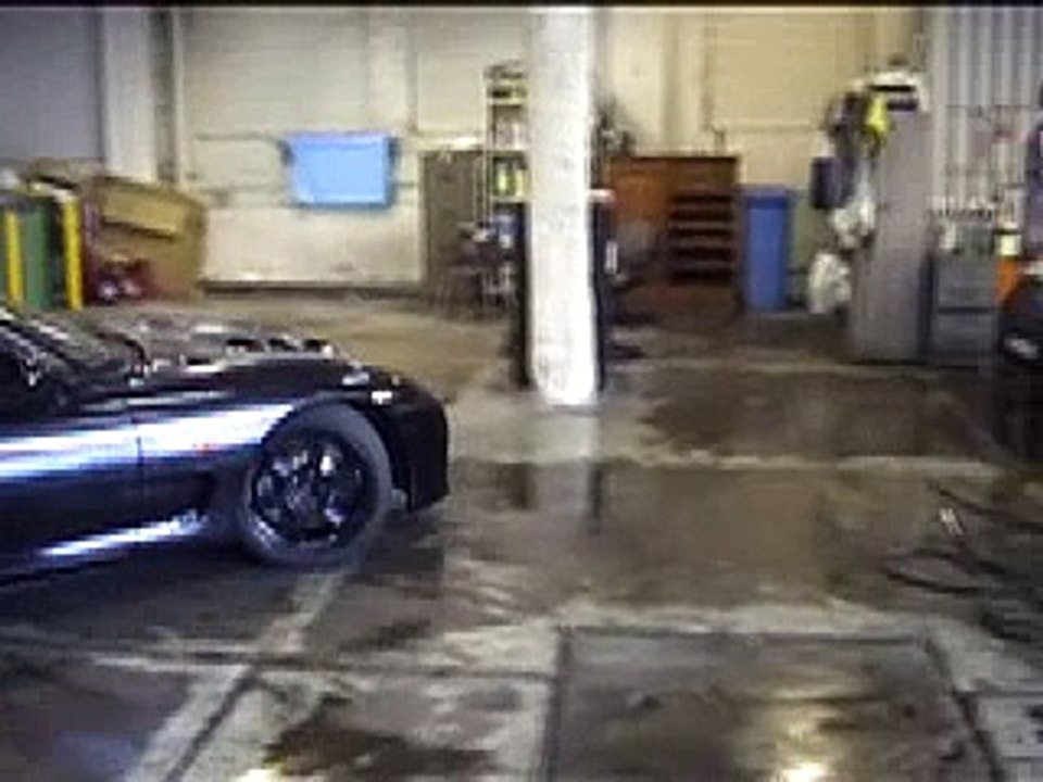 20B PP Turbo RX7 Dyno tune
