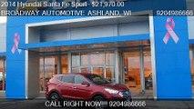 2014 Hyundai Santa Fe Sport 2.4L AWD 4dr SUV for sale in Gre