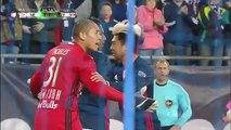 New England Revolution vs New York Red Bulls 1-0 - HIGHLIGHTS   MLS - 01-04-2016