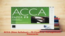 ACCA - F9 [ Financial Management] BPP iPass - ARMANI - video