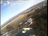 Easy Star FPV flight - with a glide