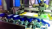 Automatic Screen Printing Machine Auto UV Screen Printer