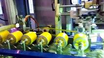 Automatic Plastic Bottles Screen Printing Machine