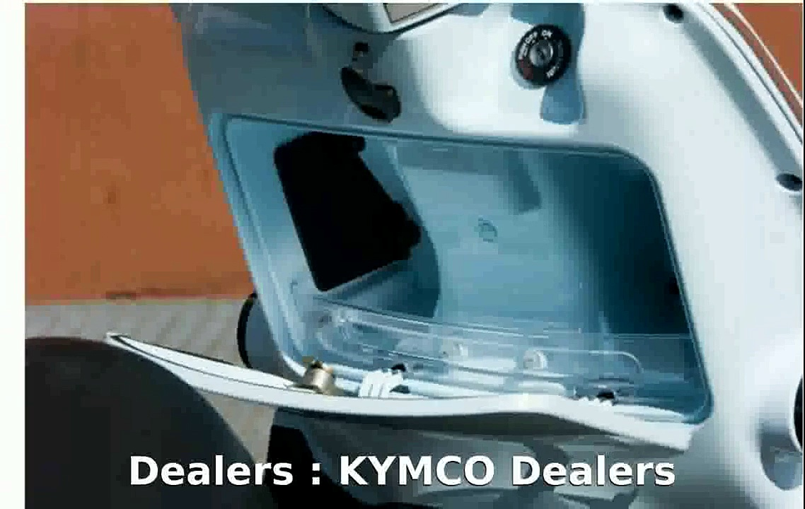 2014 KYMCO Like 50 2T Features & Specs