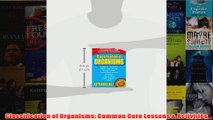 Free   Classification of Organisms Common Core Lessons  Activities Read Download