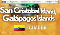 """""""Not much to do"""" Sfrtw's photos around San Cristobal Island, Galápagos Islands, Ecuador"""