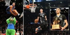 Sports Science- 2016 NBA Slam Dunk Contest