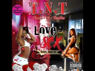 T.N.T - Apart Of Nature -  Feat June Brooks & Trav (Prod By Flawless Tracks)