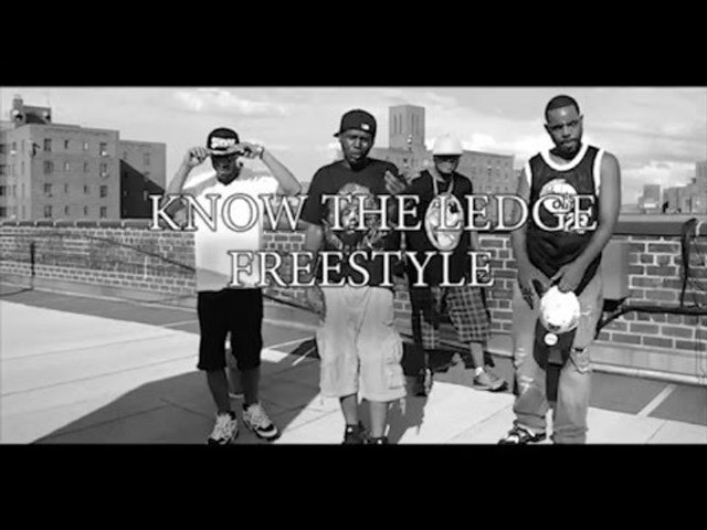 T.N.T - KNOW THE LEDGE FREESTYLE