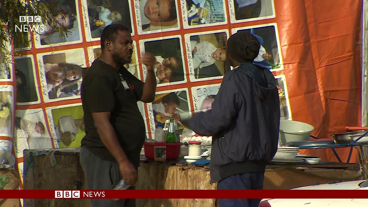 Israel sending away African migrants – BBC News