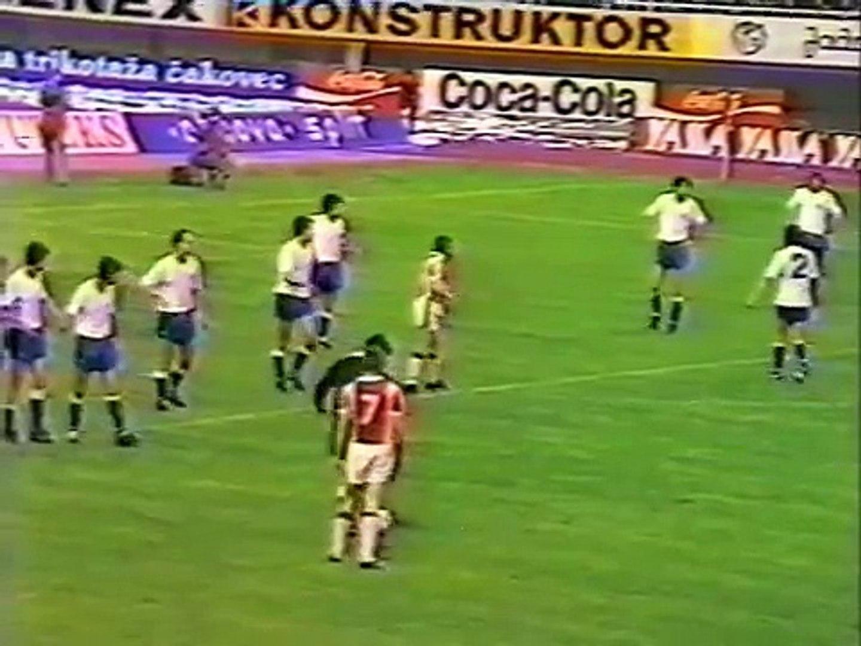 Hajduk Split Crvena Zvezda 1:3 (1980.)