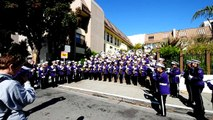 ARHS Marching Band - Italian Heritage 2011 (Warm-Up)