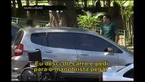 CQC 09/09/2013 Olho por Olho CQC 09/09/2013 CQC vagas estacionamento para deficientes 09/0