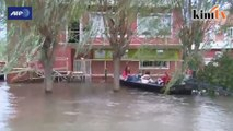 Tens of thousands evacuated due to Argentina floods