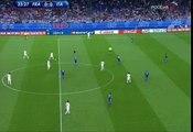 ЕВРО-08. Франция - Италия. 1-й гол Италии