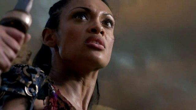 Spartacus Saves Tiberius - Spartacus 03x09 - Full HD