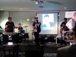 แค่นิยาย ธัญ วณันร Live 10 09 2015