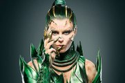 First Image of Elizabeth Banks as Rita Repulsa from the Power Rangers Movie