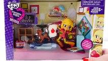 My Little Pony Applejack Slumber Party Games - MLP Equestria Girl Doll Toys 2016 DCTC