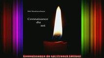 Read  Connaissance du soi French Edition  Full EBook