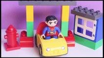 Lego Duplo Superman Construction Toys Superheroes Marvel Heroes Construcciones para Armar Part 7