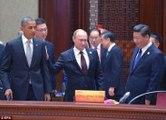 Obama: Esad Berbat Bir Lider ve Korkunç Bir Diktatör