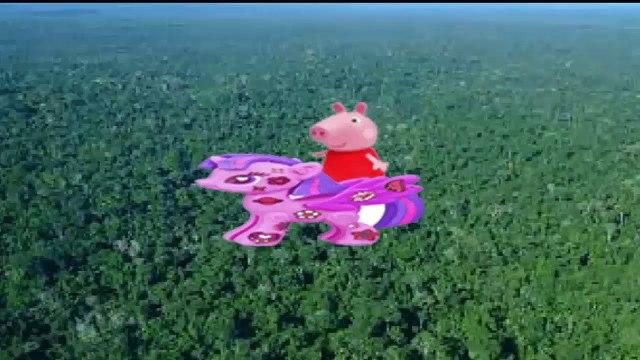PEPPA PIG  MÁGICA E  Aventura    NOVELINHA EM PORTUGUÊS