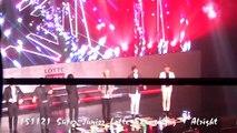151121 Super Junior Lotte FM - Alright