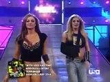DIVA WWE WRESTLING - MICKIE JAMES VS. MARIA WITH TRISH STRATUS (2006) - WWE Wrestling - Entertainment Sports Diva Women Women's Wrestling