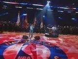 Christina Aguilera - Star Spangled Banner @ NBA All Star