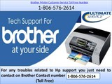 Need Service? Dial 1-806-576-2614 Brother  printer Customer Service Number