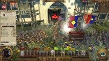 Total War : Warhammer - Bretonnia Multiplayer Custom Battle