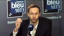 David Belliard, invité politique de France Bleu 107.1