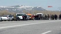 Erciş' Te Bomba Yüklü Kamyonet
