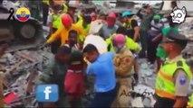 musica del terremoto 7.8 Ecuador 2016
